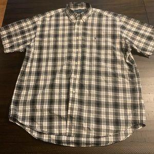 Polo Ralph Lauren Cotton Blake Short Sleeve Shirt